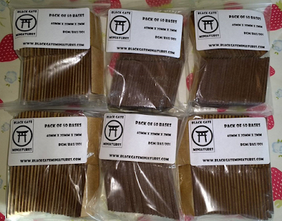Packs of BGM bases