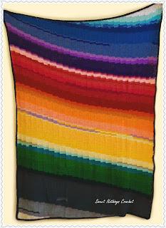 Apache tears free crochet blanket pattern,