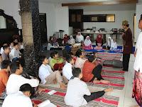 Pesantren Kilat DKM Baitur Rahman Diikuti 60 Peserta