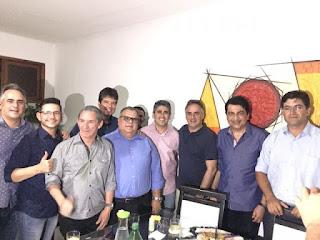 Depois de São Miguel de Taipu, prefeito de Pedra Lavrada é mais um a lançar Luciano Cartaxo como candidato ao governo