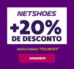 Cupom de Desconto Netshoes - Setembro 2017 - Acessar Promoções ... 1a5dd3da42e