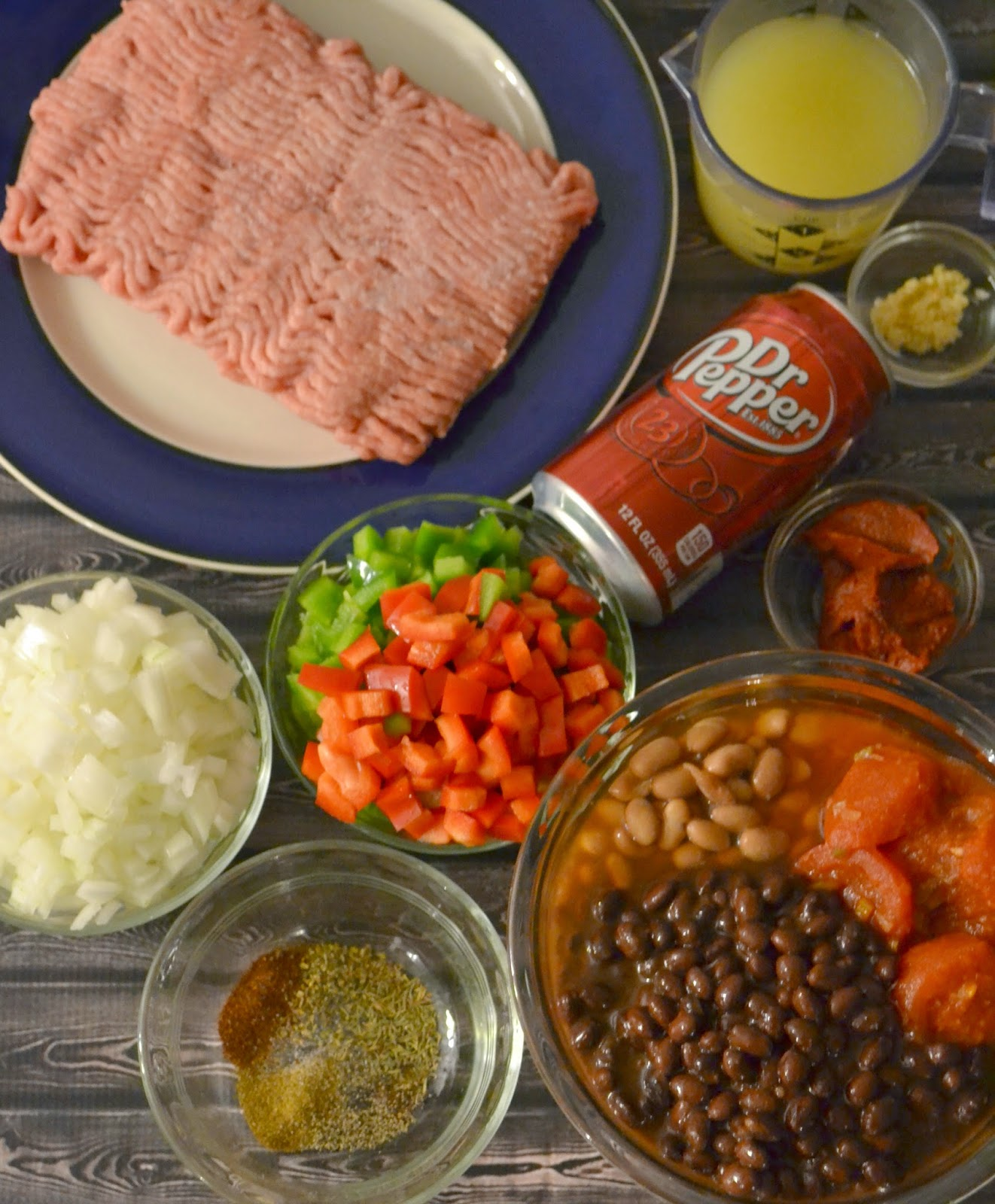 Dr Pepper One Of A Kind Chili #Recipe