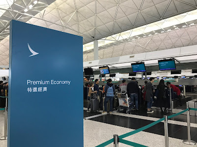 Cathay Pacific Flight Review: Hong Kong to Manila (A350)