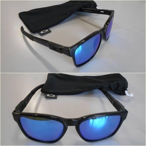 ae9856de7 Óculos de Sol Oakley Catalyst Iridium Polarizado OO9272 - Unissex