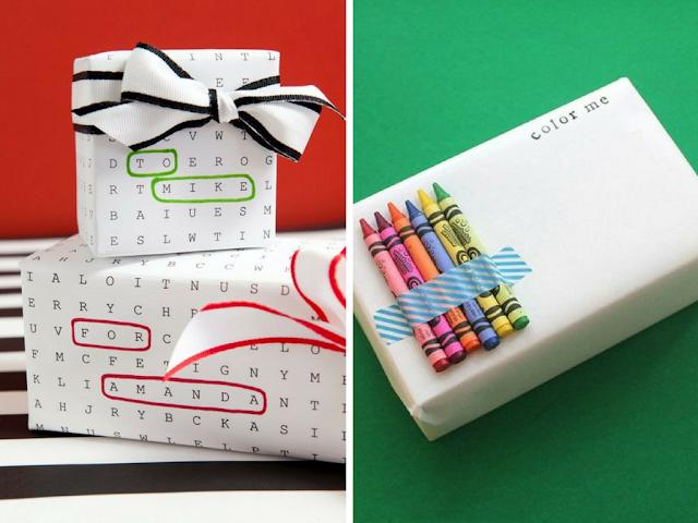 12 Gorgeous Ways to Wrap Gifts 38