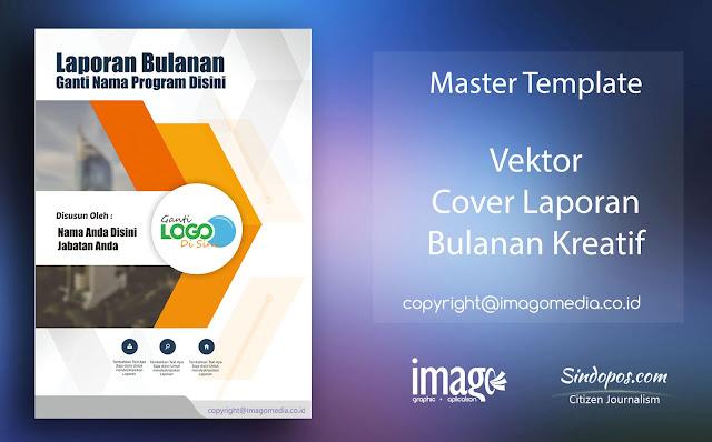 Desain-Cover-Laporan-Bulanan-Kreatif
