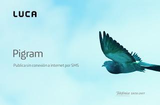 Pigram: la tecnología al servicio del usuario en cualquier instante
