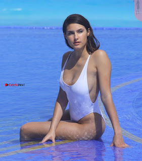 Tao Wickrath in White Swimsuit 2017  25 ~ Celebs.in Exclusive Celebrities Galleries