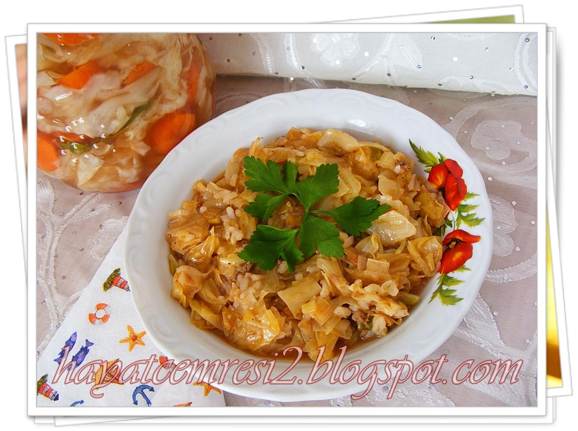 Pirinçli Pırasa Yemeği Videosu