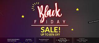 Dresslily Black Friday & Cyber Monday Sal