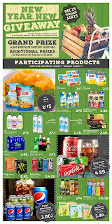 IGA weekly flyer January 5 - 11,2018