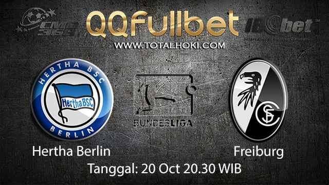 Prediksi Bola Jitu Hertha Berlin vs Freiburg 20 Oktober 2018 ( German Bundesliga )