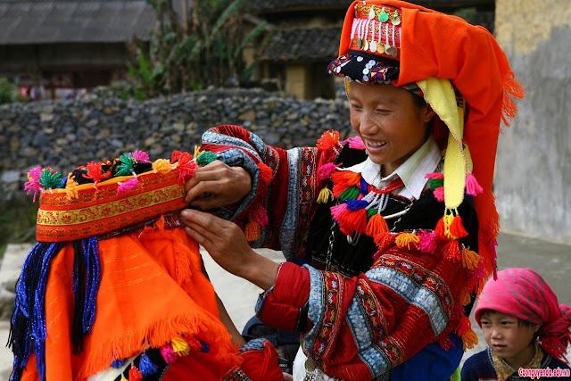 Người Lô Lô ở Việt Nam có lịch sử lâu đời, có nhiều nét văn hóa truyền thống đặc sắc.