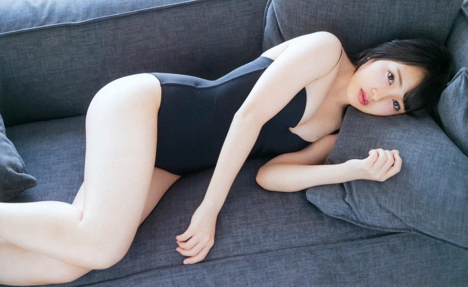 Mukaichi Mion 向井地美音, BOMB! 2016.06 (ボム 2016年06月号)