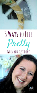 Sometimes, a girl just wants to feel pretty. Today on The Peculiar Treasure, I'm sharing 3 things that help me feel pretty on days when I just don't + is Lipsense worth the money?