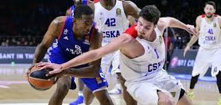 Euroleague: Watch CSKA Moscow vs Anadolu Efes live Stream Today 20/12/2018 online