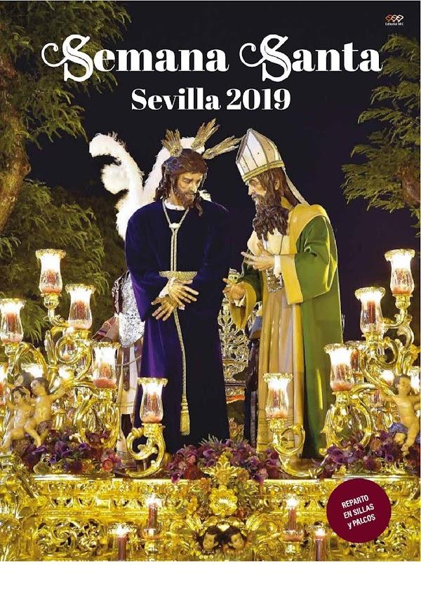 Programa, Horarios e Itinerarios Semana Santa Sevilla 2019: Editorial MIC