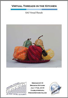 cookbook cover with a bowl of fruit
