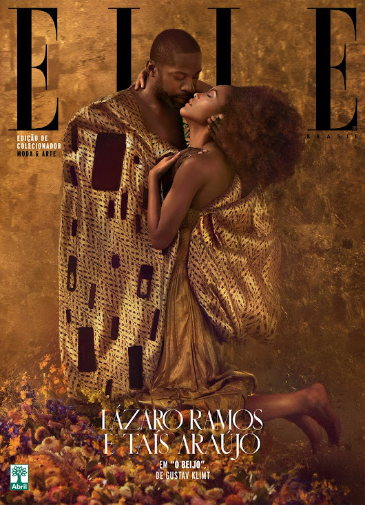 Elle Brasil 'Fashion & Art'
