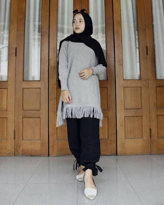 Biodata, Model Baju, Hijab dan Make Up Ala Nissa