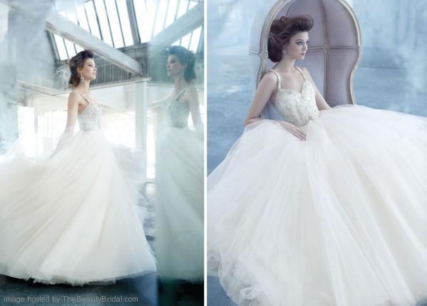 Wedding Dresses Ball Gown Sweetheart: WhiteAzalea Elegant Dresses: April 2013