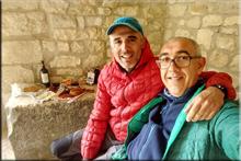 PR-A 34 Gazteluen Ibilbidea - 2018ko maiatzaren 1ean