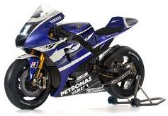 Yamaha Continues to Maximise YZR-M1
