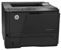 HP LaserJet Pro 400 M401N Driver Download