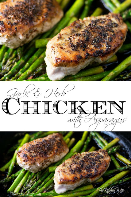 Garden-and-Herb-Chicken-with-Asparagus-Recipe