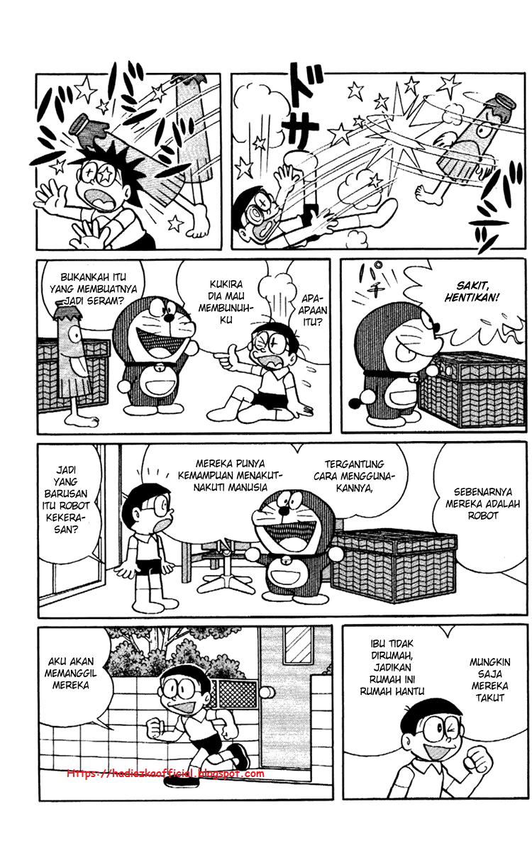 Komik  Doraemon Yang Lucu Kolektor Lucu