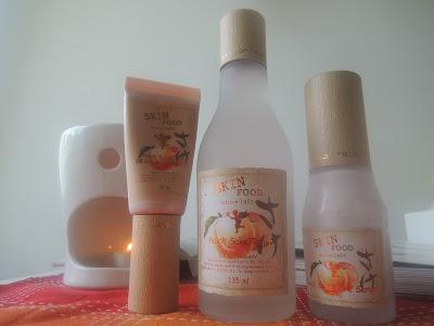 Cera jak brzoskwinka, czyli seria Peach Sake Pore od SkinFood
