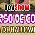 Concurso Cosplay Toy Show Tema de Halloween