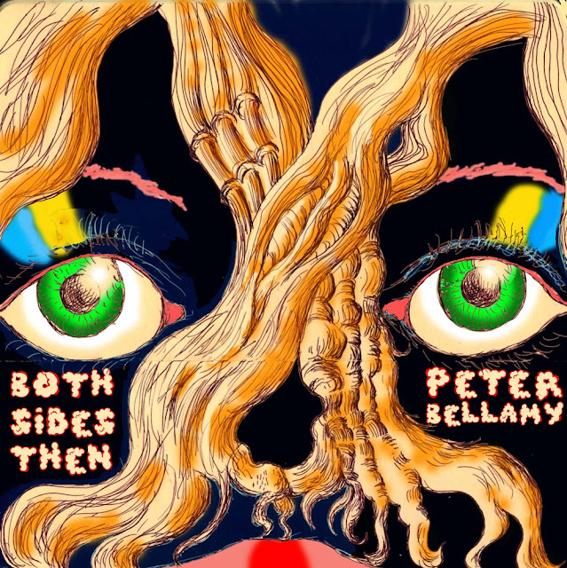 peter bellamy, both sides then, cloudpine451, music