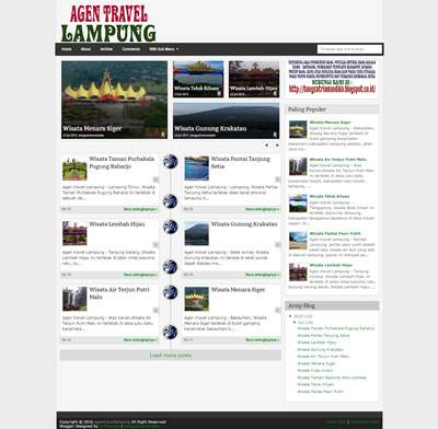 Blog traveling / wisata