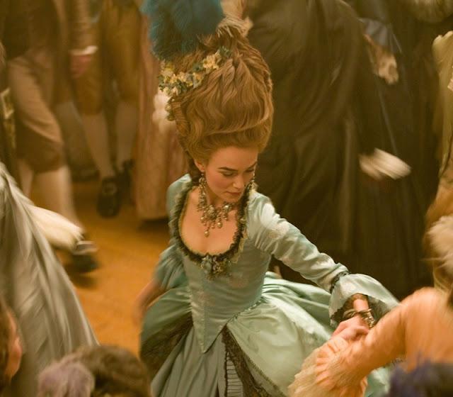 Keira Knightley como Georgiana Spencer