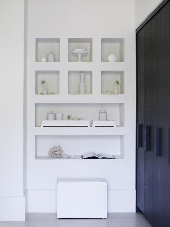 Modern decor inspiration from Piet Boon - found on Hello Lovely Studio