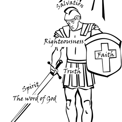 HOW TO USE THE SPIRITUAL ARMOUR OF GOD