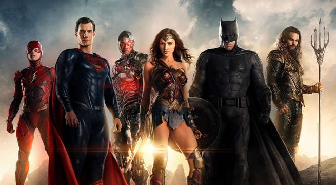 justice league liga dreptatii