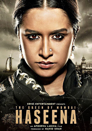 Watch Online Haseena Parkar 2017 Full Movie Download HD Small Size 720P 700MB HEVC WEB-DL Via Resumable One Click Single Direct Links High Speed At WorldFree4u.Com