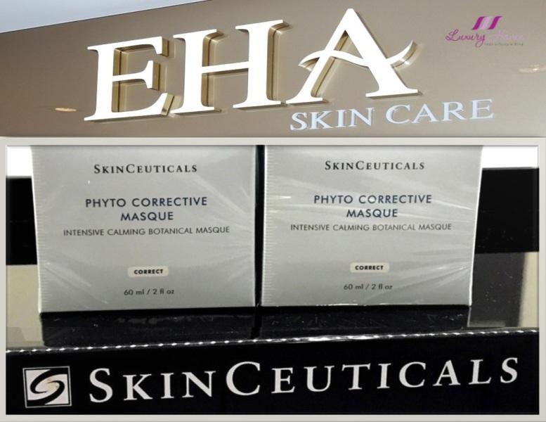 eha clinic skinceuticals phyto corrective masque