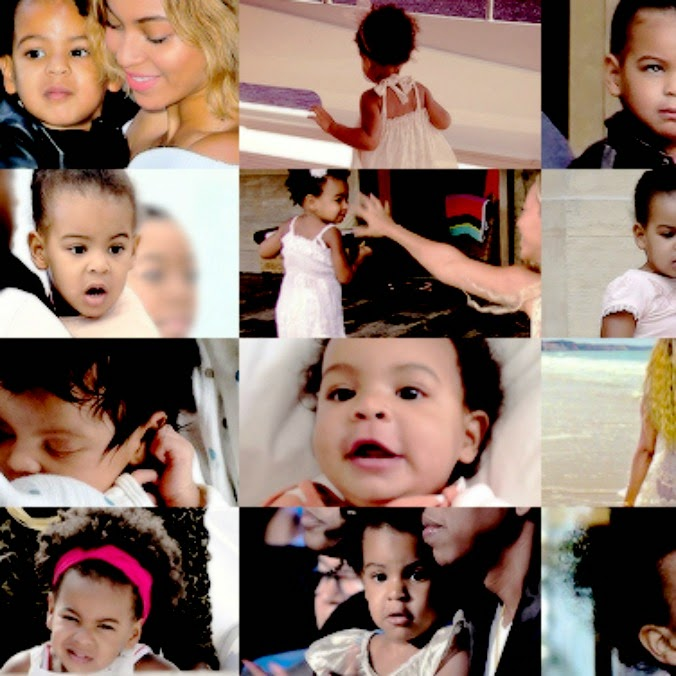 Blue Ivy Carter.
