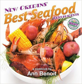 New Orleans' Best Seafood Restaurants cover