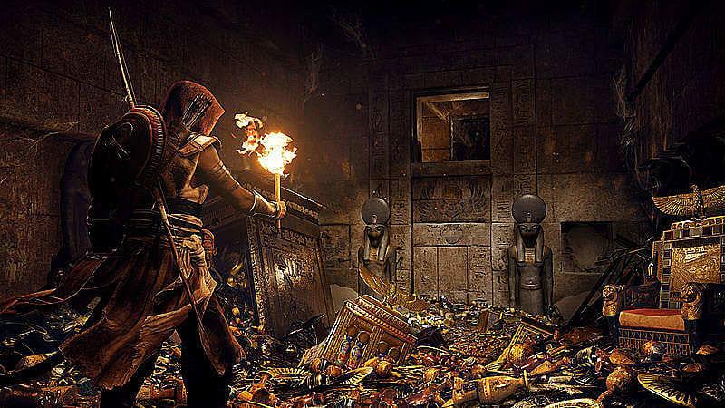 تحميل لعبة Assassin's Creed Origins مع الترجمة العربية كاملة 3