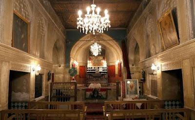 Sain Mary church is located inArmenian parish and near the Black Stone (Sange sia) district.