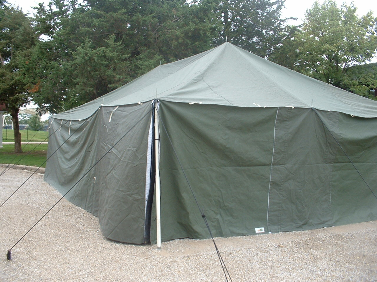 New 19x32 storage tent - $2240 each & USED Tents on sale from ARMBRUSTER | Armbruster Tent Maker