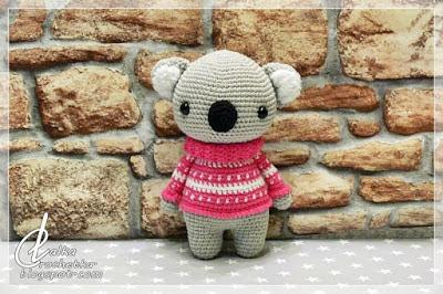 http://lalkacrochetka.blogspot.com.es/2018/01/winter-koala-girl-zimowa-panna-koala.html