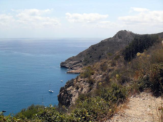 pueblos costeros cercanos a Benidorm