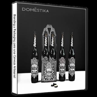Domestika - Branding y Packaging para una Cerveza Artesanal