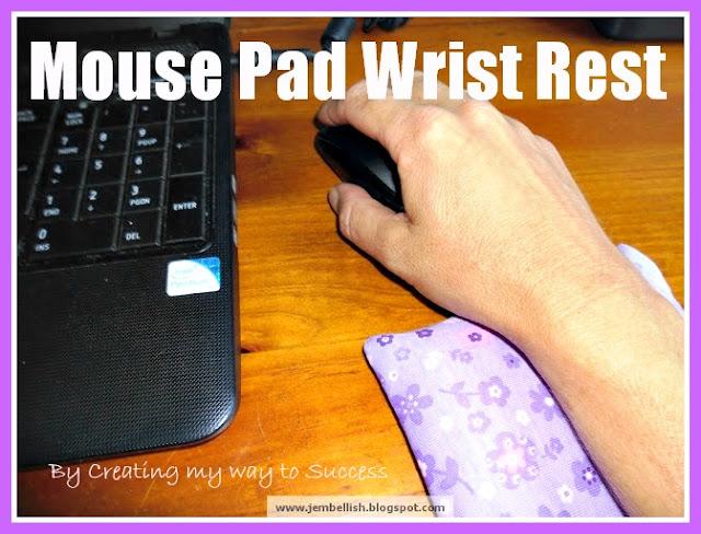 Mouse Pad Wrist Rest