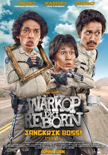 Warkop DKI Reborn (2016) Full Movie Terbaru